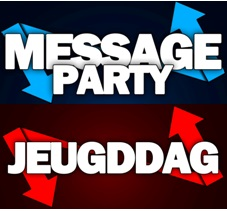 Jeugddag en Message Party